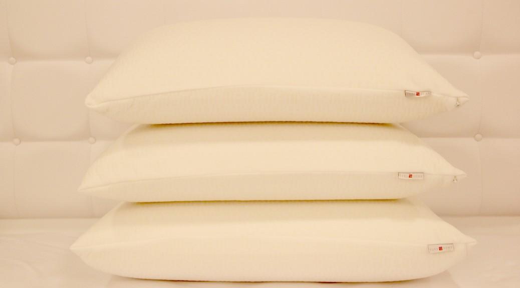 A diferença entre os tipos de travesseiros e seus benefícios