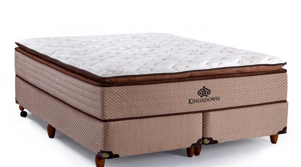 Colchão Kingsdown Platinum Euro Colchões