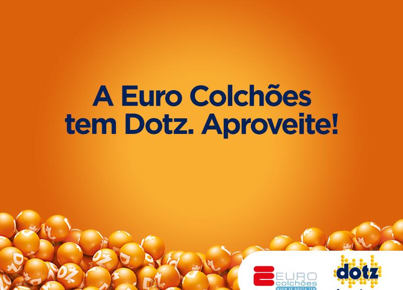 loja de colchões Euro Colchoes com Dotz