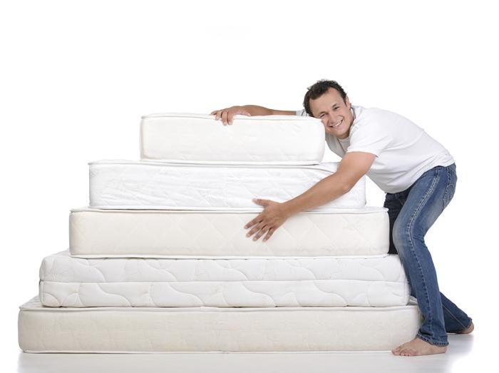 Saiba escolher o colchão ideal para você